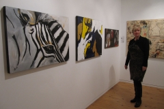 2011 - AGORA Gallery New York