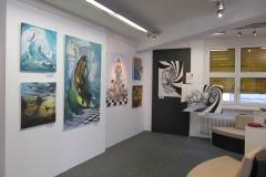 2013 - Galerie Nievergelt, Zürich-Oerlikon