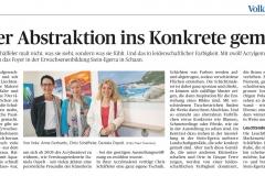 Volksblatt, 26.3.2018